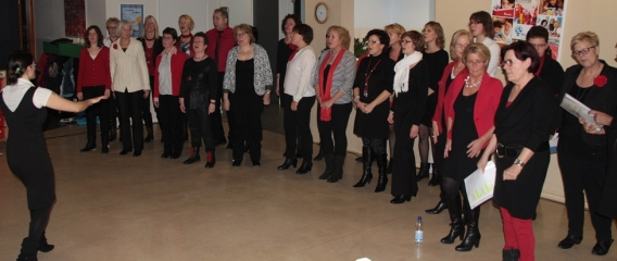 Koorrepetitie 4voices